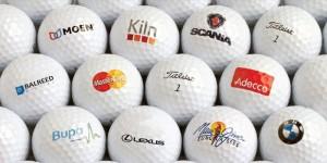 Bolas de golf con logo venturygolf