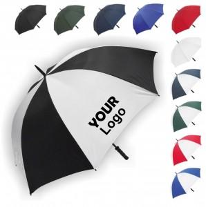 Paraguas de golf con logo